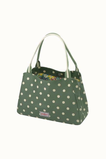 Cath Kidston Spot New Day Bag - Sage