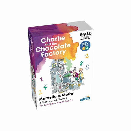 Charlie And The Charlie Factory Marvellous Maths Games