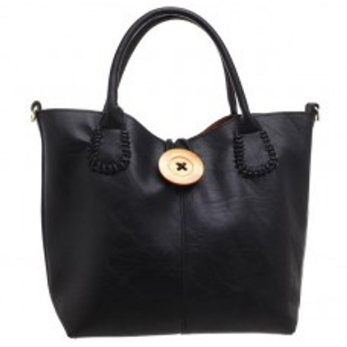 Bessie Bag in a Bag Black