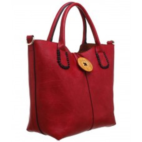 Bessie Bag In A Bag - Red