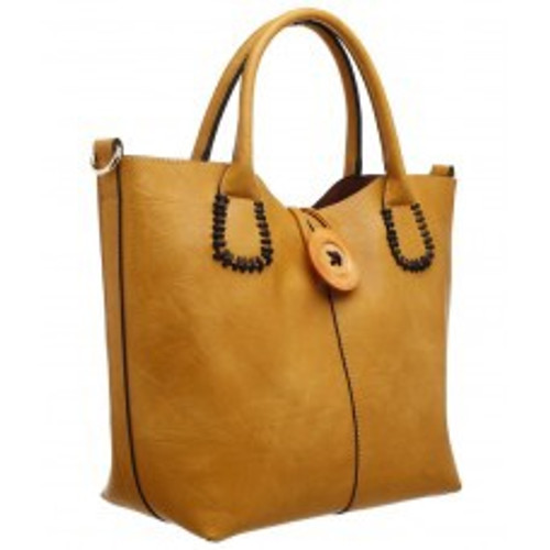 Bessie Bag in a Bag Yellow