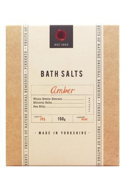 Fikkerts Fruits of Nature Bath Salts