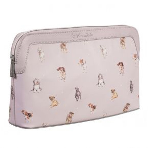 """Wrendale """"it's a Dogs life"""" Large Cosmetic Bag"""