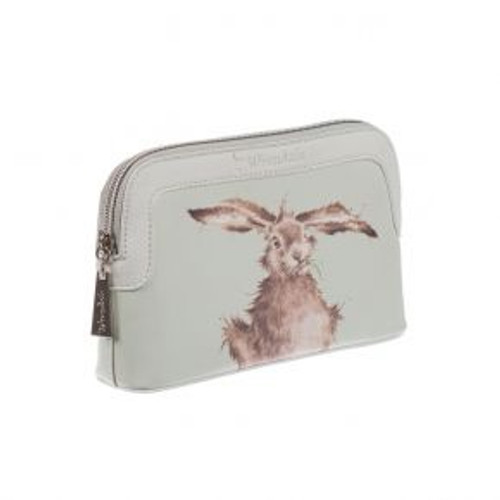 Wrendale Hare Small Cosmetic Bag