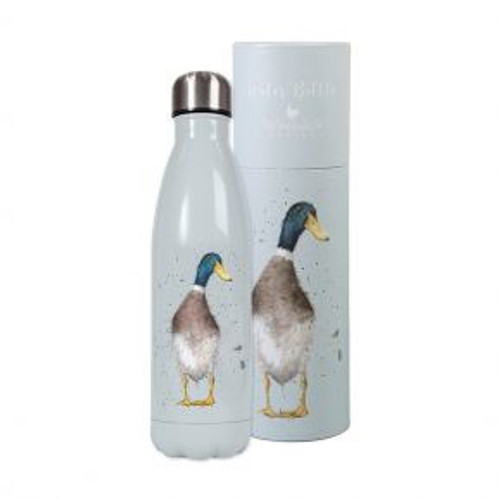 Wrendale Duck Christmas Bottle Bag - NOW REDUCED BY 50%