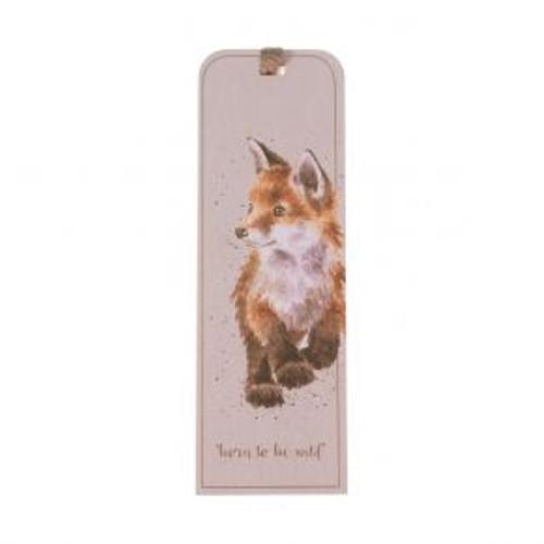 Wrendale Fox Bookmark
