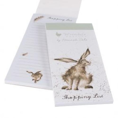 Wrendale Hare Raising Shopping List