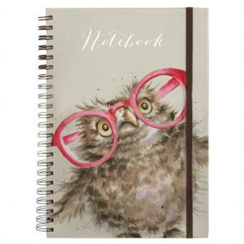 Wrendale Large A4 HB Spectacular Notebook