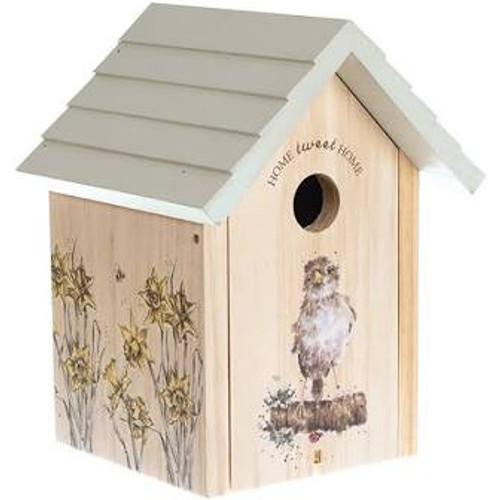 Wrendale Sparrow Birdhouse