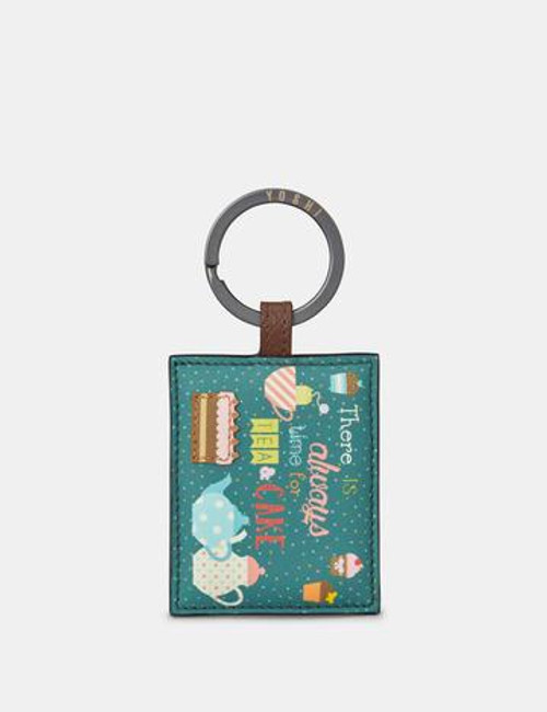 Yoshi Afternoon Tea Party Key Ring