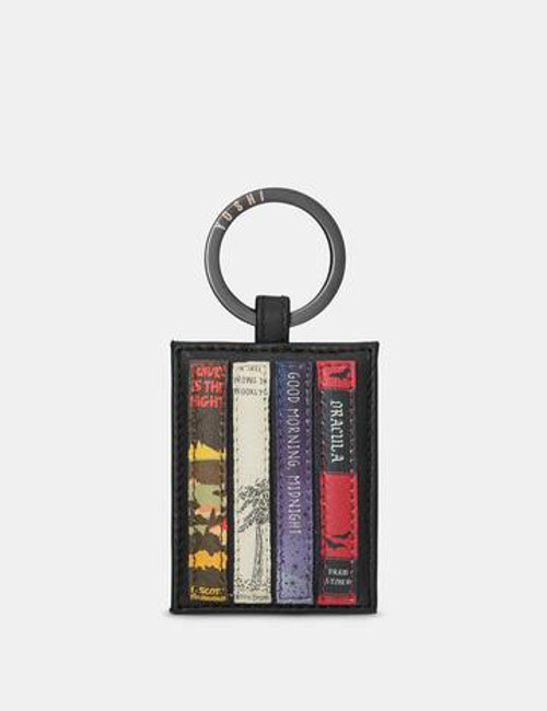 Yoshi Bookworm Key Ring Black