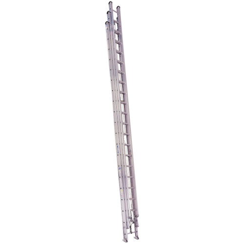 Werner 560-3 60' Aluminum 3-Section Extension Ladder //  250 lb Rating
