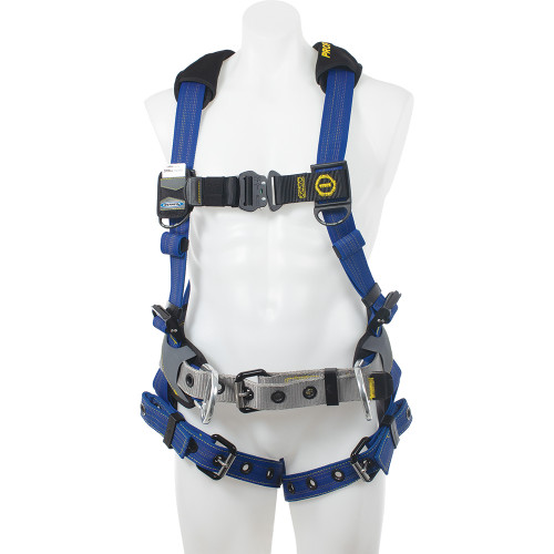 Werner Fall Protection - PROFORM F3 Construction Harness // Tongue Buckle Leg Straps