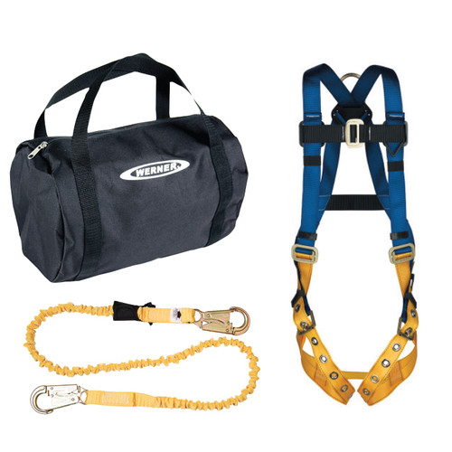 K122023  Aerial Fall Protection Kit by Werner
