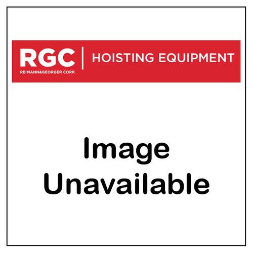 RGC 0420404 Track Cross Tie Stiffener / 200 lb. Hoist Only