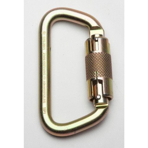 "Werner Fall Protection - A100301 1/2"" Carabiner"