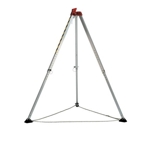T100009 7' Aluminum Confined Space Tripod by Werner