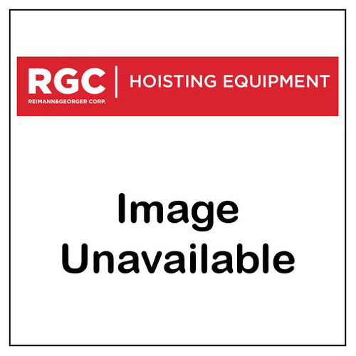 RGC Classic Hoist 400 lb. / Platform & Top Sheave/Bracket