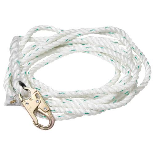 """L201___ Vertical Lifeline Rope - 5/8"""" by Werner"""