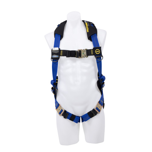 H01300_XSPROFORM F3 Standard Harness // Quick Connect Legs Straps // Steel Hardware by Werner
