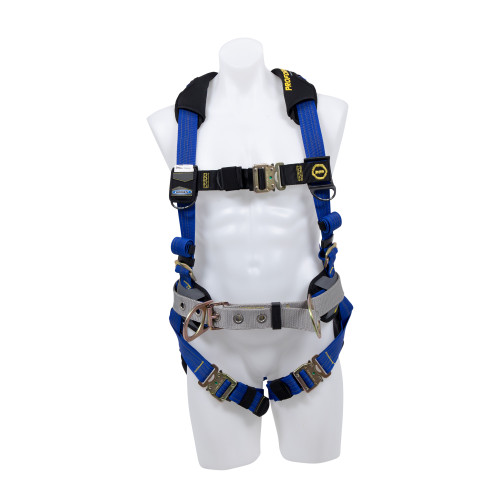 H03310_XS PROFORM F3 Construction Harness // Quick Connect Leg Straps // Steel Hardware by Werner