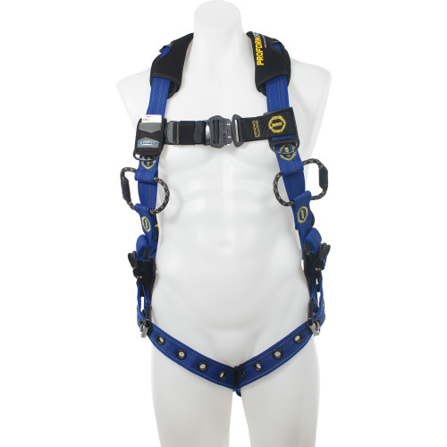 H02200_ PROFORM Climbing Harness - Tongue Buckle Legs by Werner