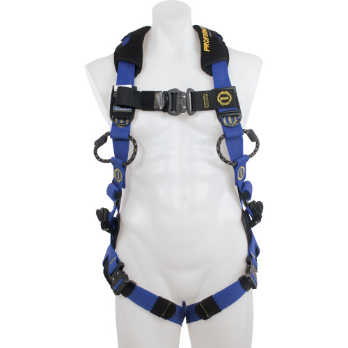 H02300_ PROFORM Climbing Harness, Quick Connect Legs by Werner