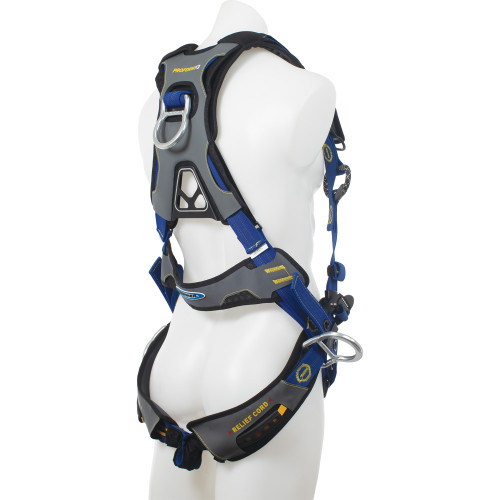 H06200_ PROFORM Climbing/Positioning Harness - Tongue Buckle Legs by Werner