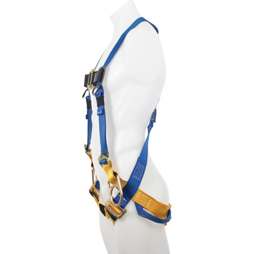 H33100_ LITEFIT Positioning Harness, Pass Through Legs by Werner