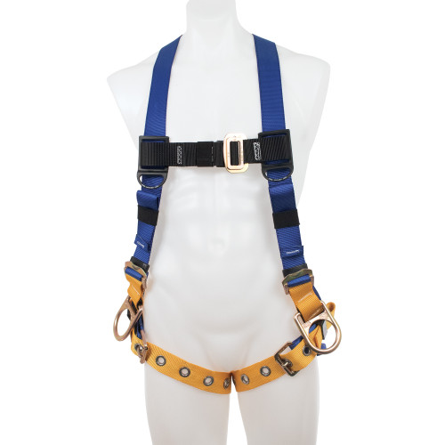 H33200_ LITEFIT Positioning Harness, Tongue Buckle Legs by Werner