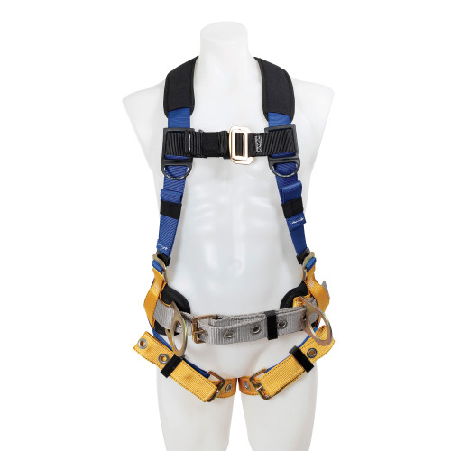 H33210_ LITEFIT Construction Harness, Tongue Buckle Legs by Werner