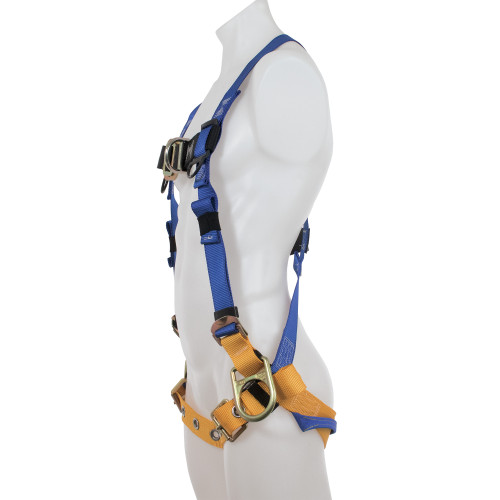 H36200_ LITEFIT Climbing/Positioning Harness, Tongue Buckle Legs by Werner