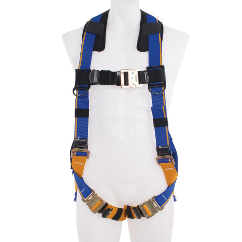 H11300_ Blue Armor 2000 Standard Harness - Quick Connect Legs by Werner