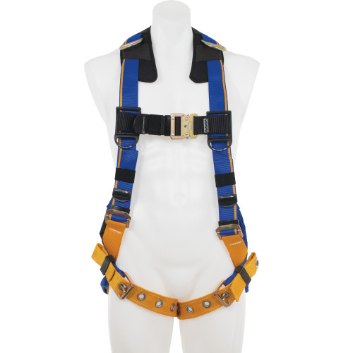 H14200_ Blue Armor 2000 Retrieval Harness, Tongue Buckle Legs by Werner
