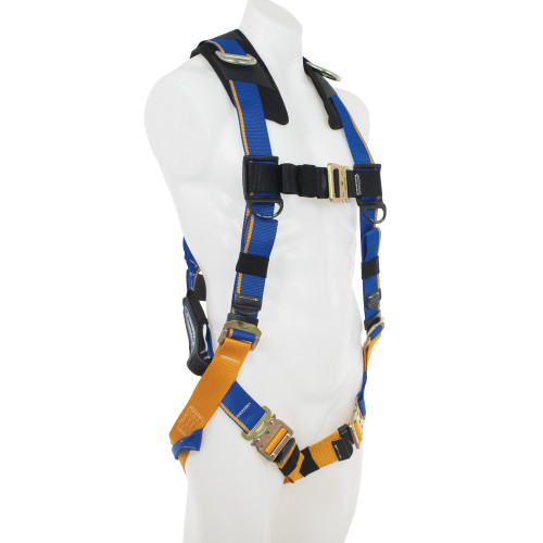 H14300_ Blue Armor 2000 Retrieval Harness, Quick Connect Legs by Werner