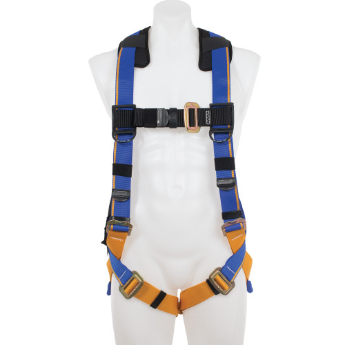 H21100_ Blue Armor 1000 Standard Harness, Pass Through Legs by Werner
