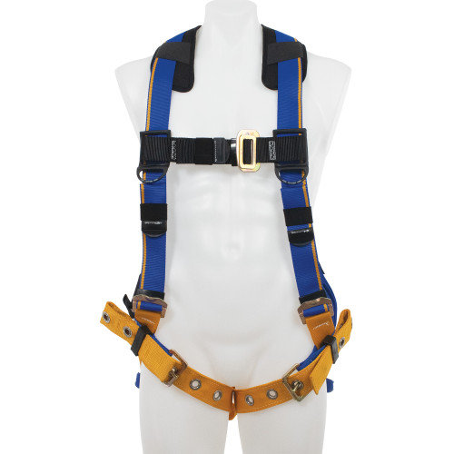 H21200_ Blue Armor 1000 Standard Harness, Tongue Buckle Legs by Werner