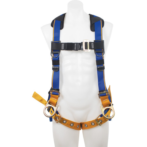 H23200_ Blue Armor 1000 Positioning Harness, Tongue Buckle Legs by Werner
