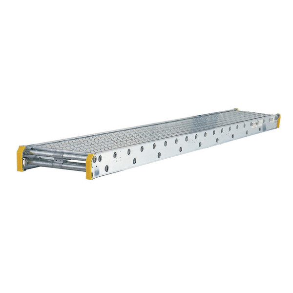 "Werner 2500 Series Aluminum Stages // 20"" Wide - 500 lb Capacity"