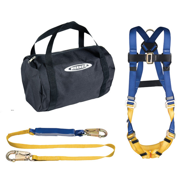 K121013 Aerial Fall Protection Kit by Werner