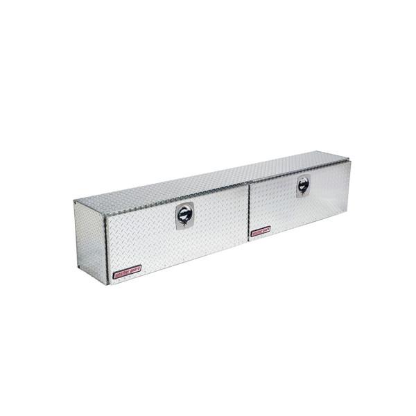 Weather Guard #390-0-02 HI-SIDE BOX // Aluminum, 11.1 Cubic Ft
