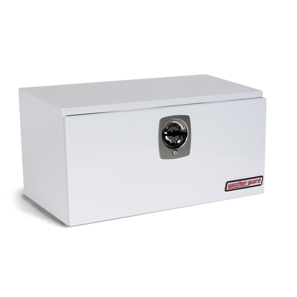 Weather Guard 536-X-02 Underbed Box // Steel, Standard, 6.2 Cubic Ft.