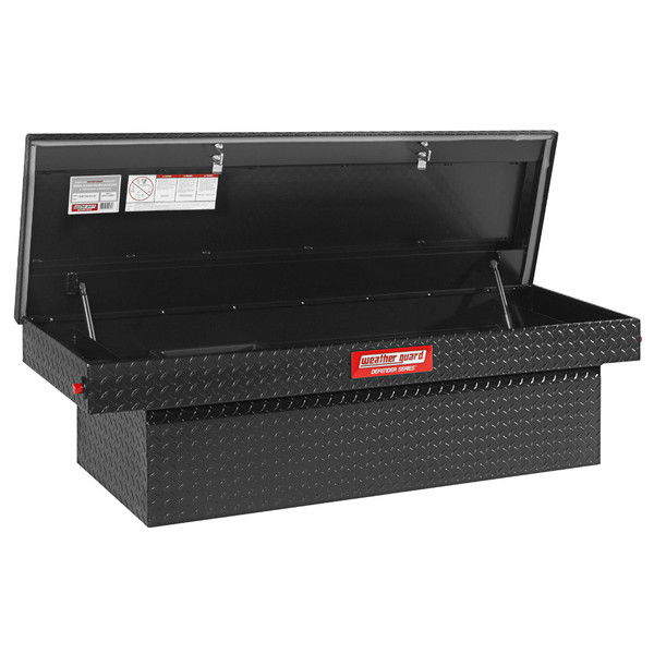DEFENDER Series 300104-XX-01 Compact Saddle Box // by Weather Guard