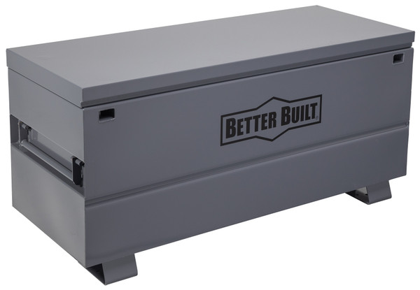 2060-BB   Better Built Jobsite Chest measures 60in W x 24in D x 28in H