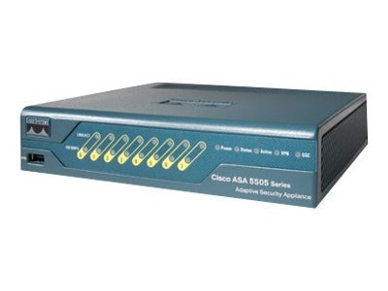 Cisco ASA 5505 Firewall Edition Bundle Security Appliance 8 Ports
