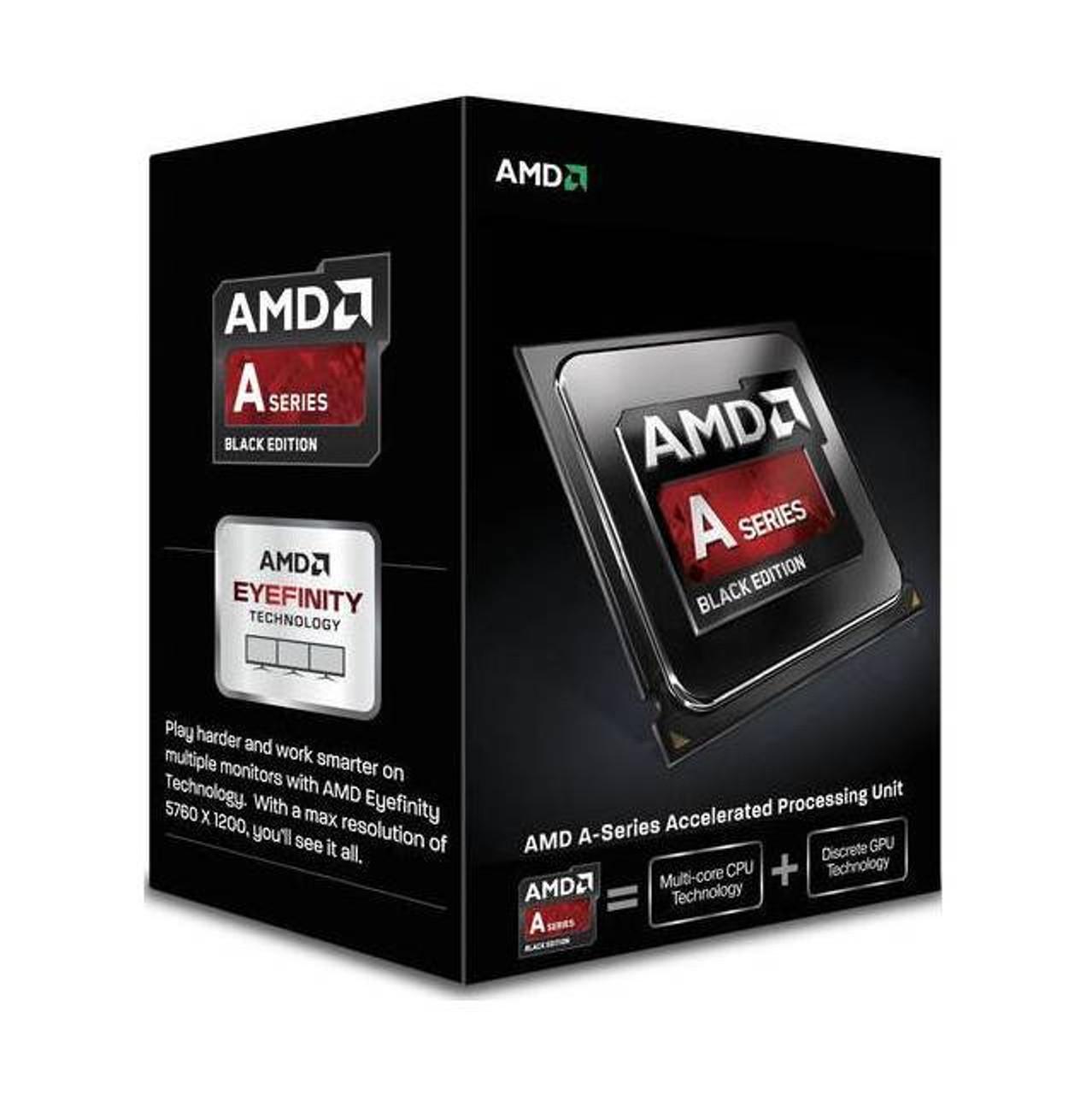 AMD A10-7870K Quad-Core APU Godavari Processor 3.9GHz Socket FM2+