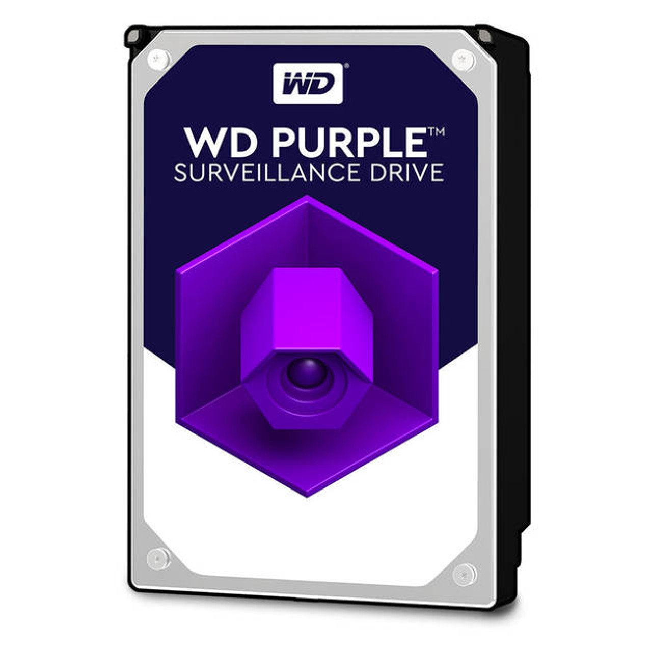 Western Digital Purple WD20PURZ 2TB 5400RPM SATA3/SATA 6.0 GB/s 64MB Hard Drive (3.5 inch)