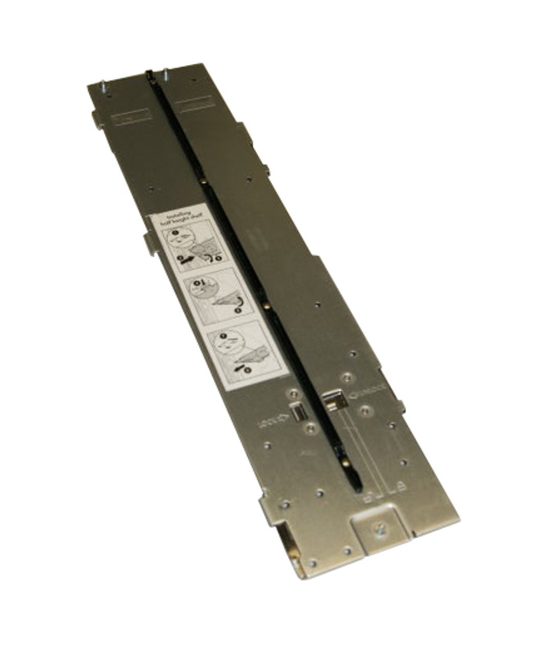 408375-001 - HP Half Height Shelf For C7000 Enclosure