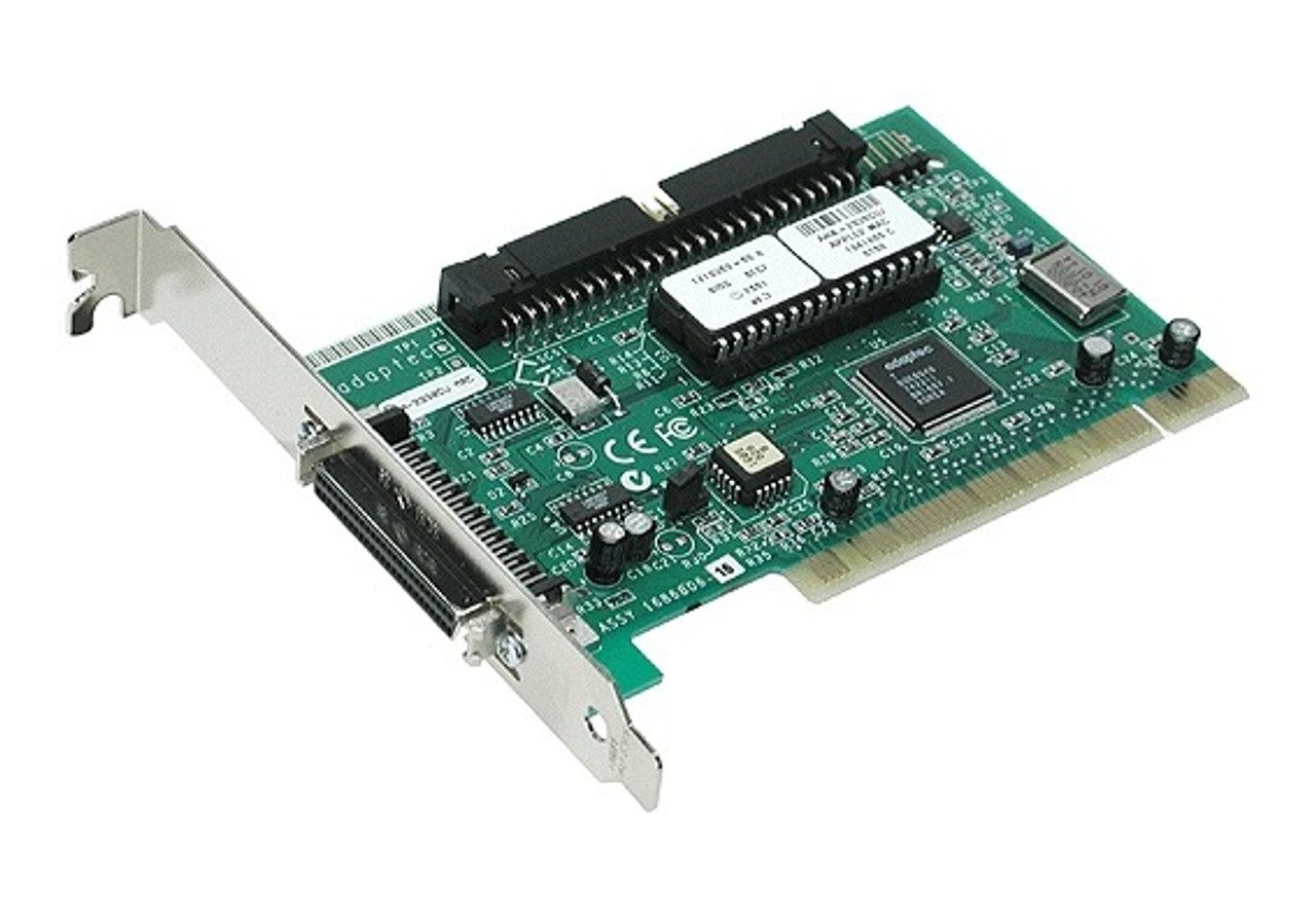 06P2214 - IBM Single Channel 64-bit PCI Ultra-160 LVD SCSI Controller Card  with Long BracketS