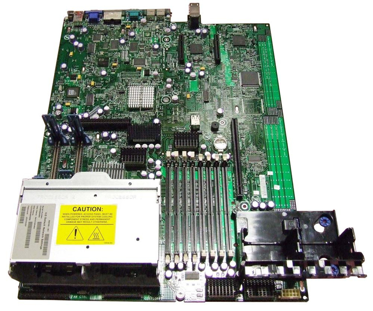 436526-001-R - HP System Board (Motherboard) with Processor Cage for HP  ProLiant DL380 G5 Server